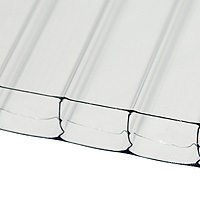 16mm Clear Multiwall Polycarbonate Sheets