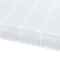 16mm Opal Multiwall Polycarbonate Sheets