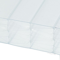 25mm Opal Multiwall Polycarbonate Sheets