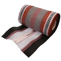 Venilated Ridge Roll from EasyRidge Dry Ridge Kit