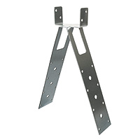 Ridge Batten Bracket from EasyRidge Dry Ridge Kit
