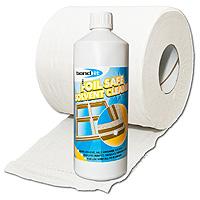 Foil Safe Solvent Cleaner + Tissue