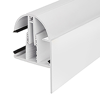 Snapa Glazing Bar Polycarbonate Plastic Roof Sheet Snap