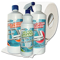 & Glass Cleaning Bundle