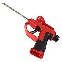 Soudal; Red Professional PU Expanding Foam Gun Applicator
