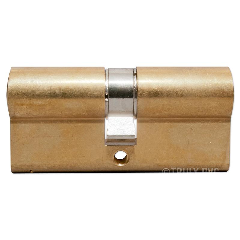 Yale anti coup euro cylindre a barillet serrure portes en pvc for Barillet porte fenetre pvc