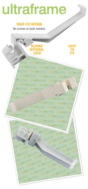 Ultraframe MGBA001 Gutter Brackets (5 Pack)