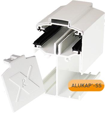 ALUKAP-SS Self-Supporting Low Profile Main Bar