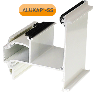 ALUKAP-SS Self-Supporting Wall Plate Eaves Beam