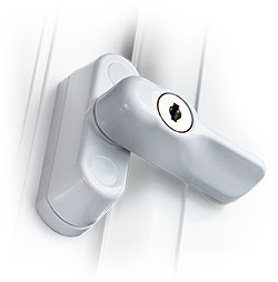 High security window and door lock