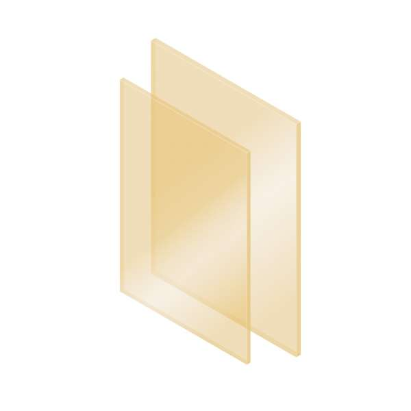 Bronze Axgard Solid Polycarbonate Sheet