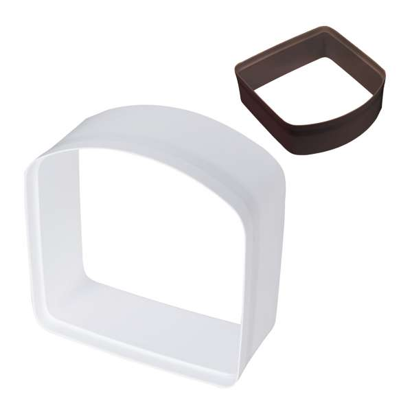 PetSafe PAC54-16765 Deluxe Cat Flap Tunnel Sleeve Extension