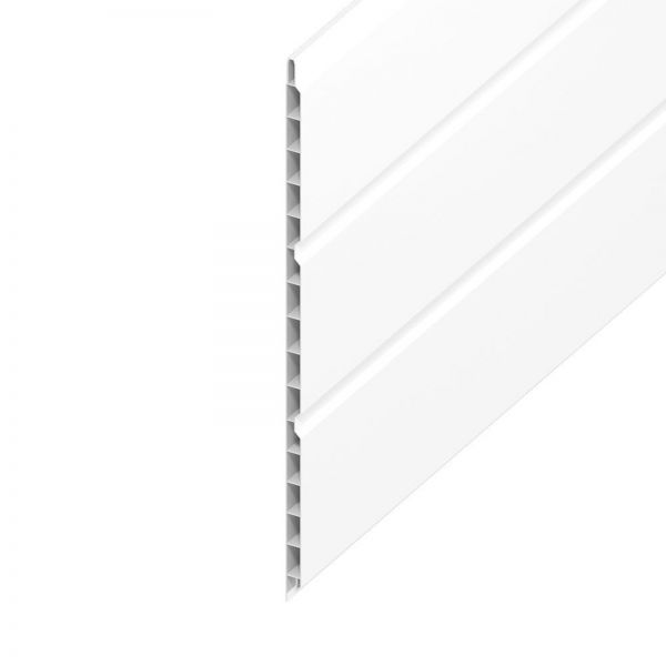 uPVC Hollow Soffit Board