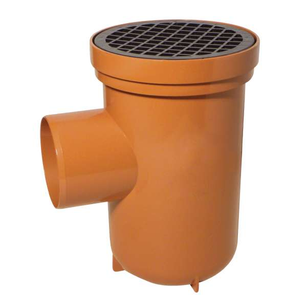 Bottle Gulley (Standard) for 110mm Plastic PVC-u Underground Drainage System Fittings