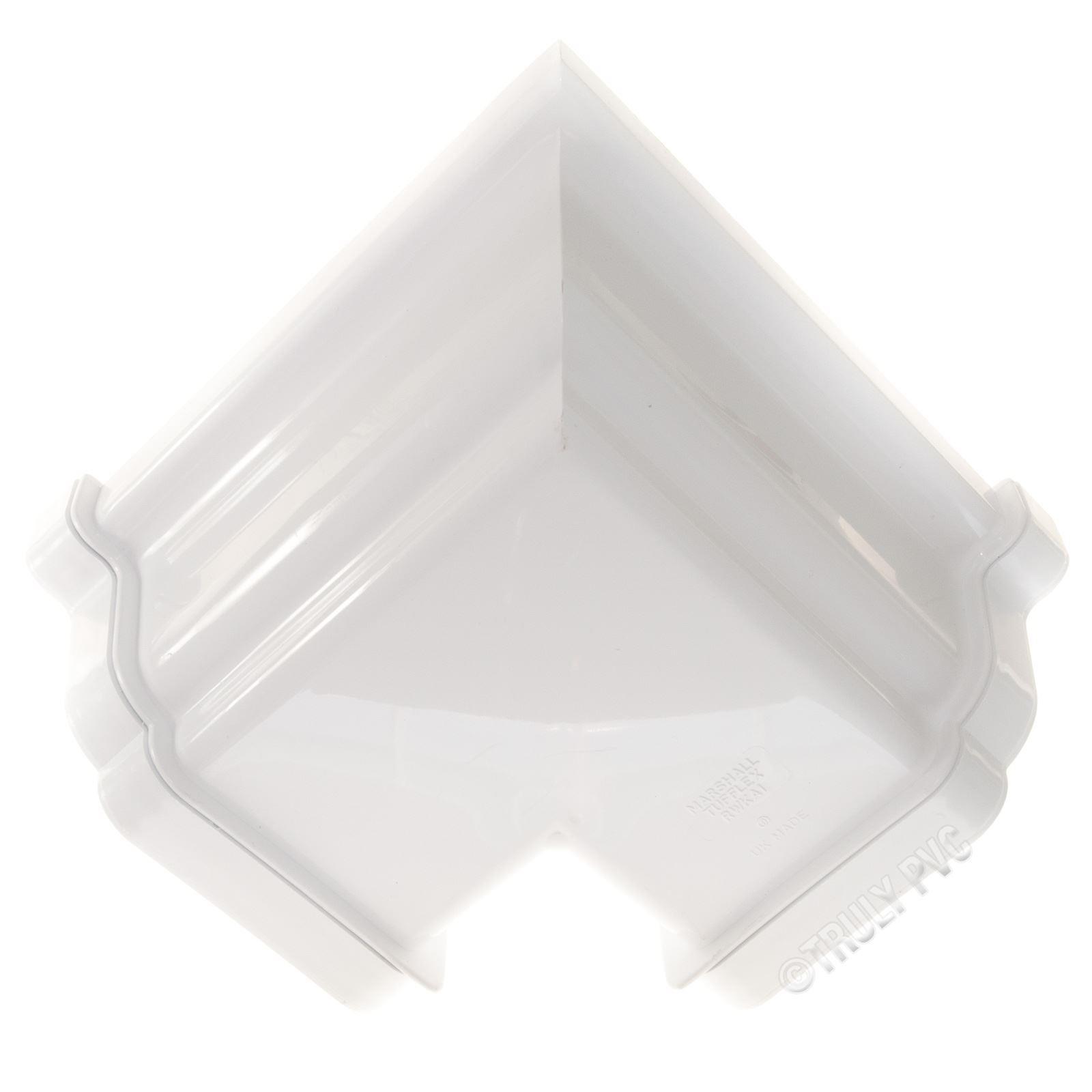 Marshall Tufflex Rwka1 90 176 External Gutter Corner Joint