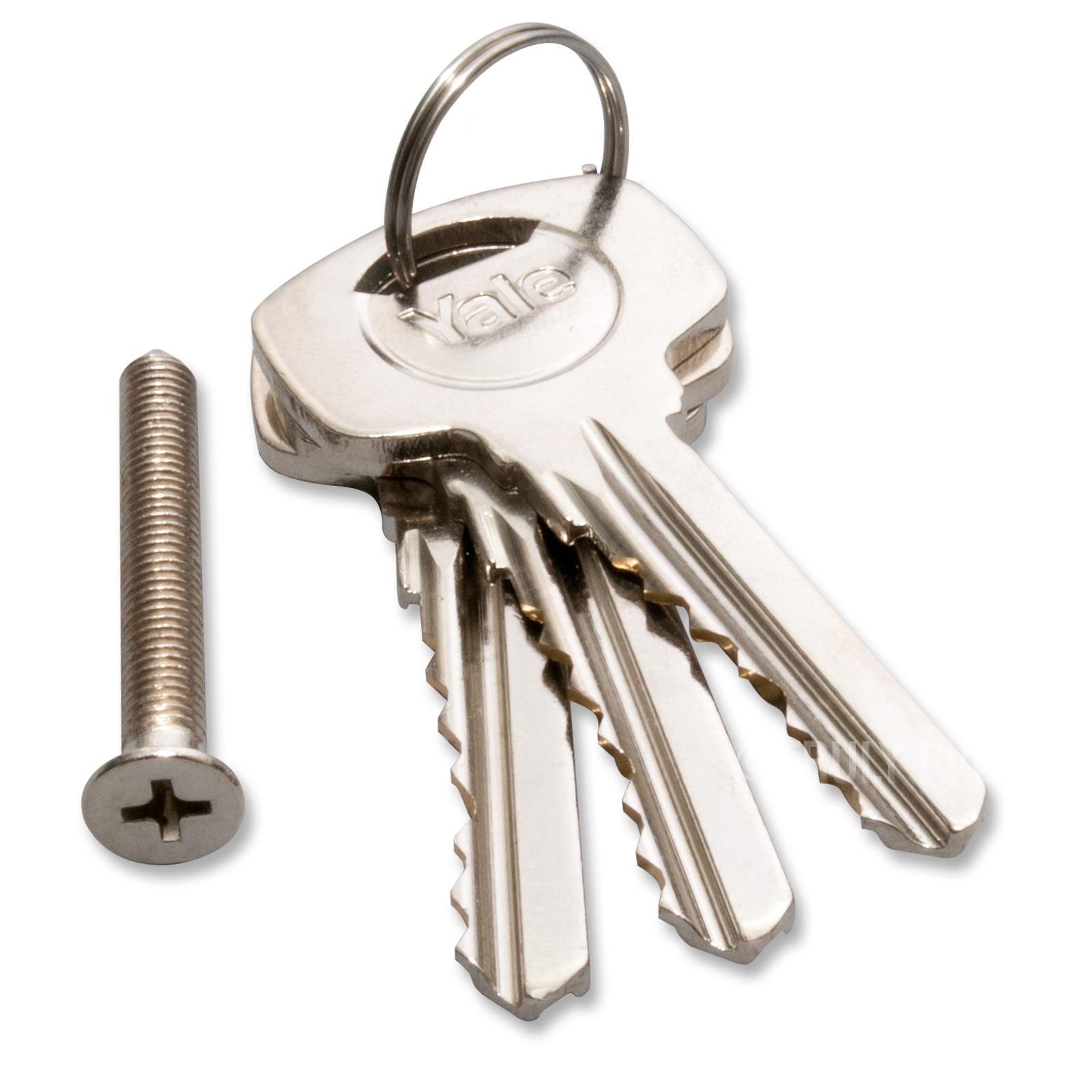 Yale Anti Bump Door Euro Cylinder Mid Range Door Lock 35