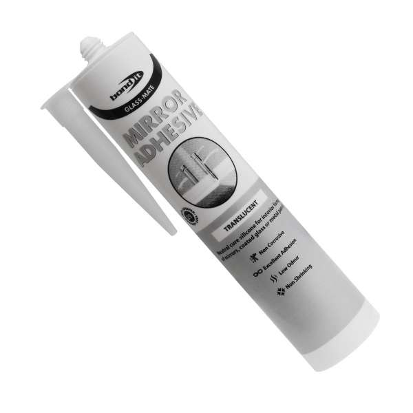 Glass-Mate BDMIRT Mirror Adhesive