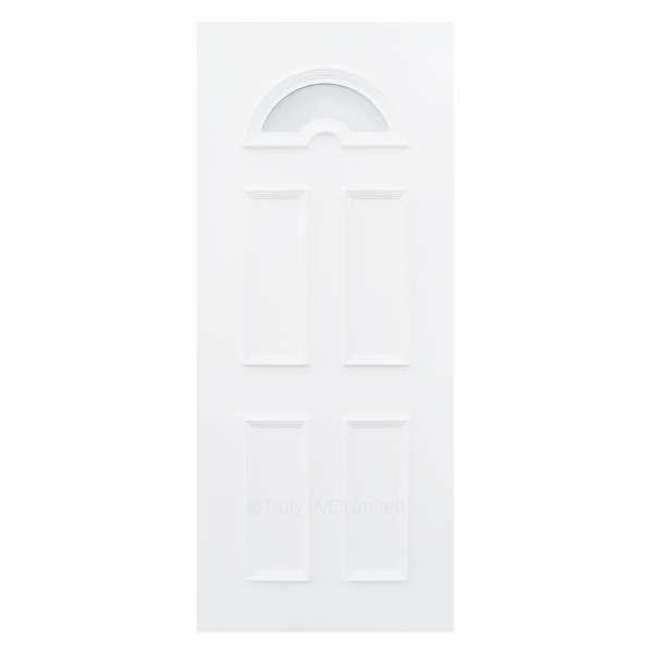 Sandringham One uPVC Door Panel