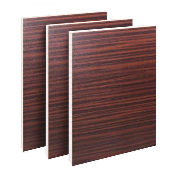 Mahogany uPVC Flat Door Panel (700mm x 900mm)