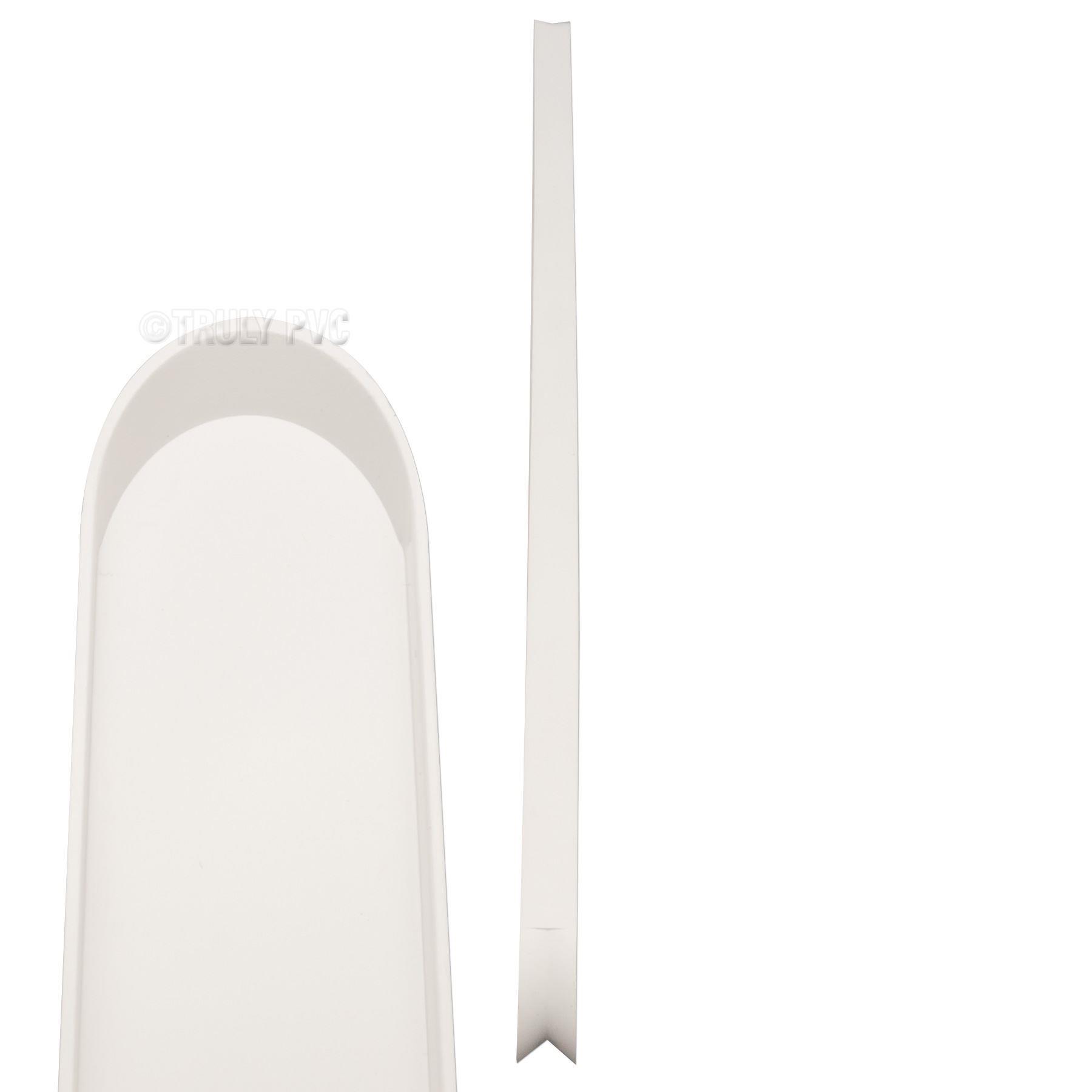Window Board Plastic 90 176 135 176 Internal Corner Joint