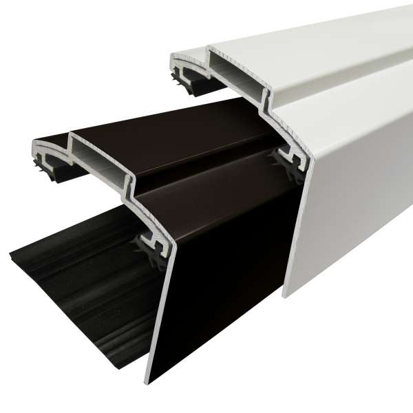 60mm ALUKAP-XR Glazing Gable Bar