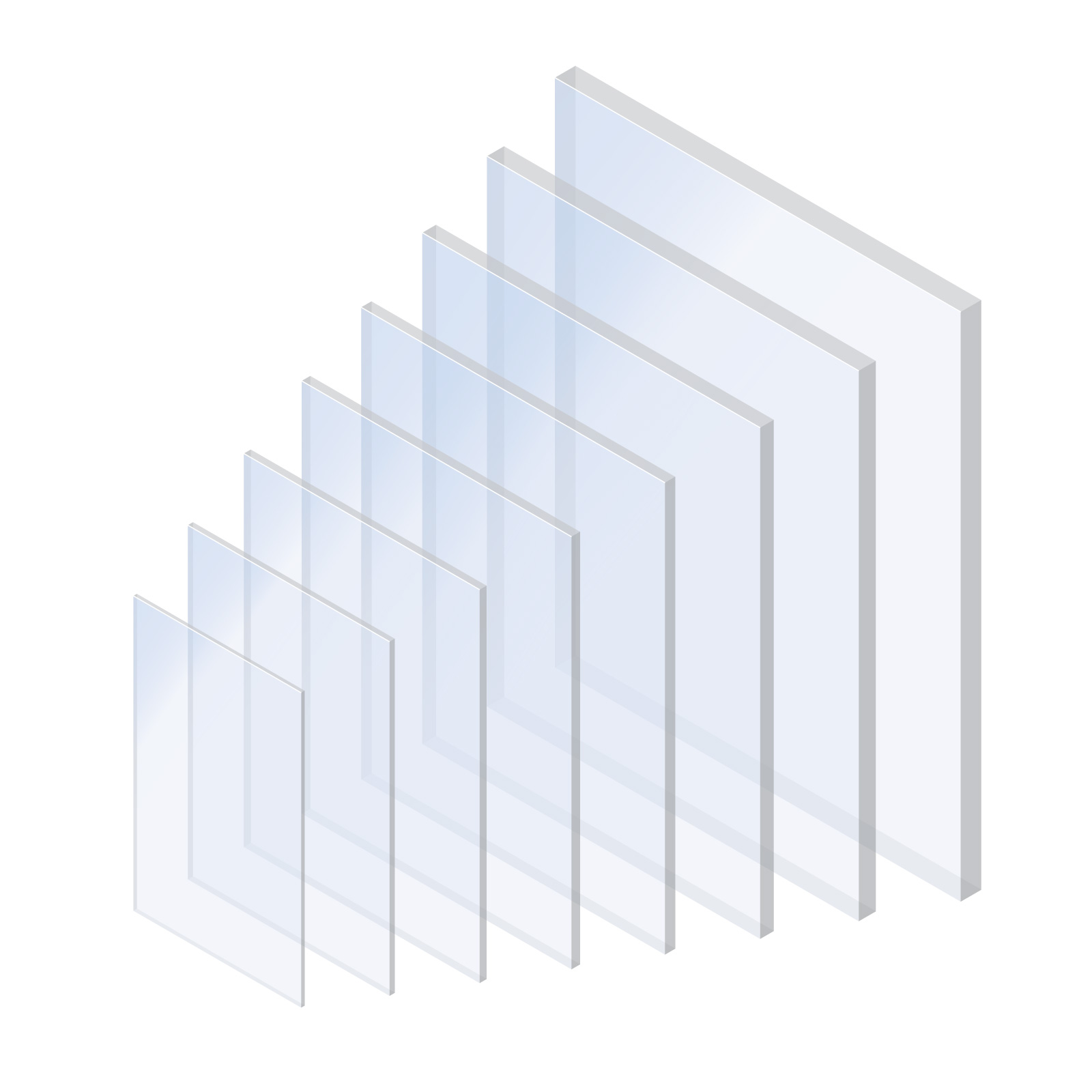 Axgard 3mm Clear UV Protect Polycarbonate Sheet All Sizes