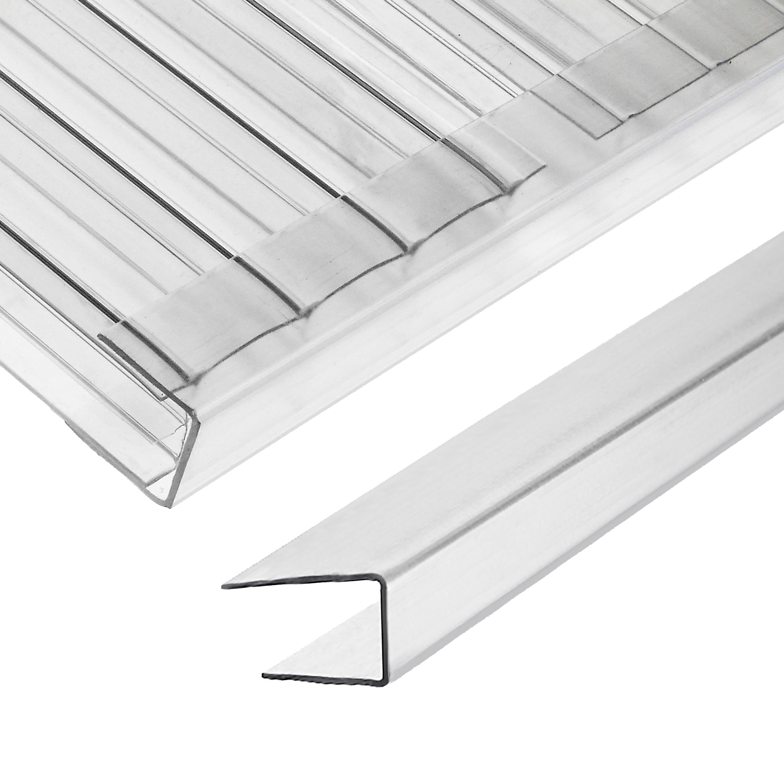 Snapa Snap Fix Upvc Plastic Glazing Bar System For Low