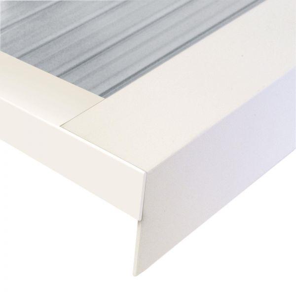 10mm Aluminium F-Section
