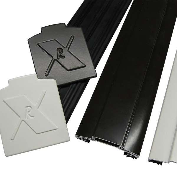 60mm ALUKAP-XR Glazing Main Bar