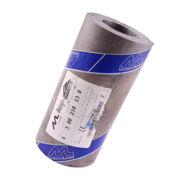 "210mm (8"") Lead Flashing Roll (Code 4)"