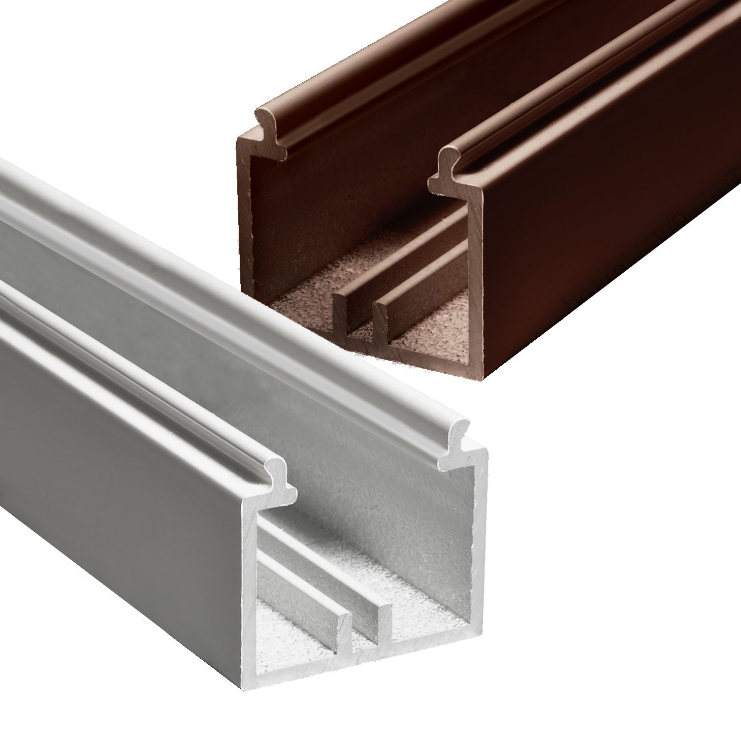 3m Sunwood Cresting Channel Powder Coated Cast Aluminium