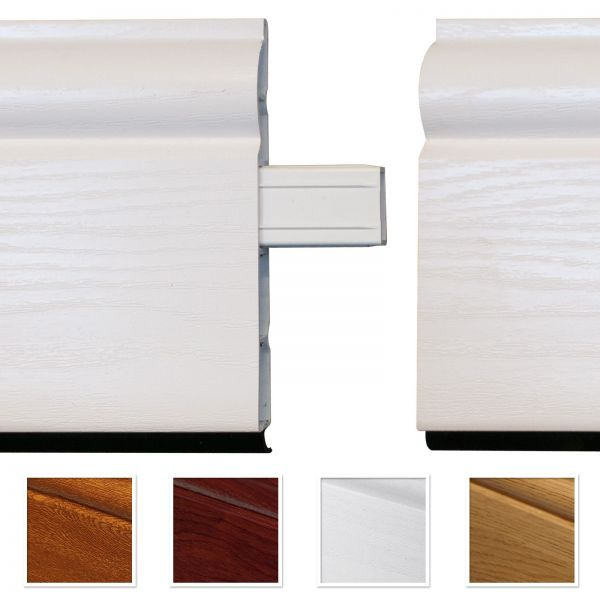 Roomline Skirting Board Inline Joint