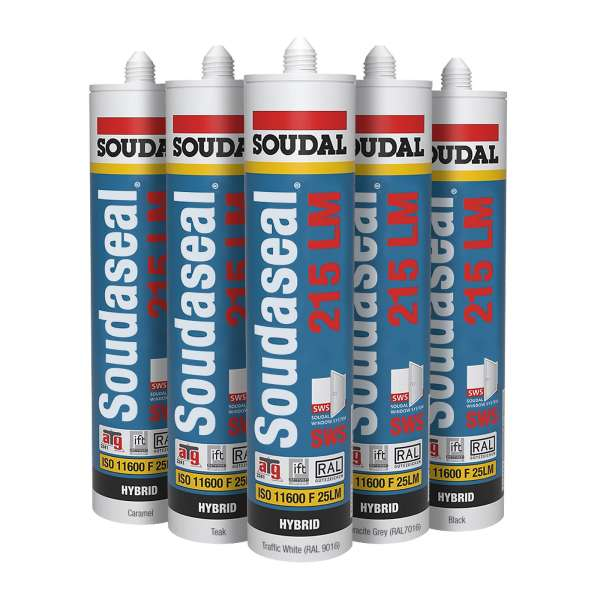 Soudaseal 215 LM SWS Sealant Low Modulus MS Polymer