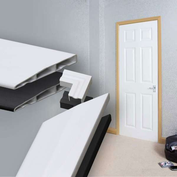 Roomline Chamfered Architrave Door Set