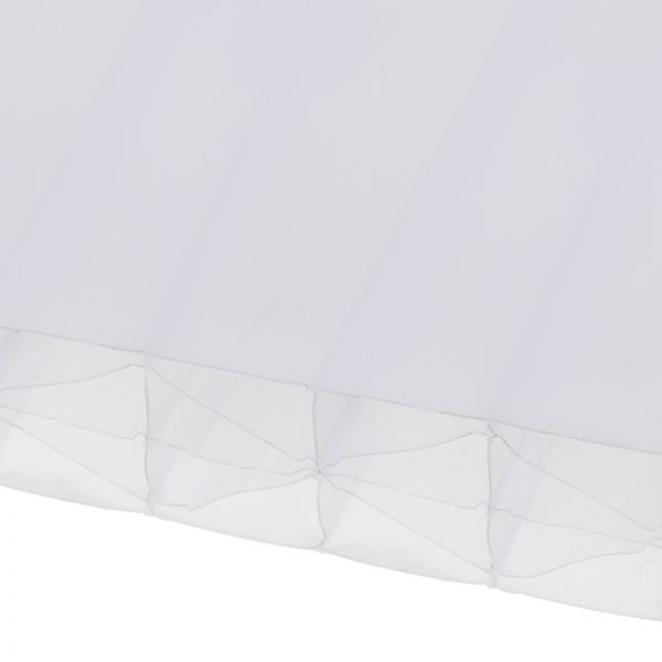 35mm Opal Multiwall Polycarbonate Sheets