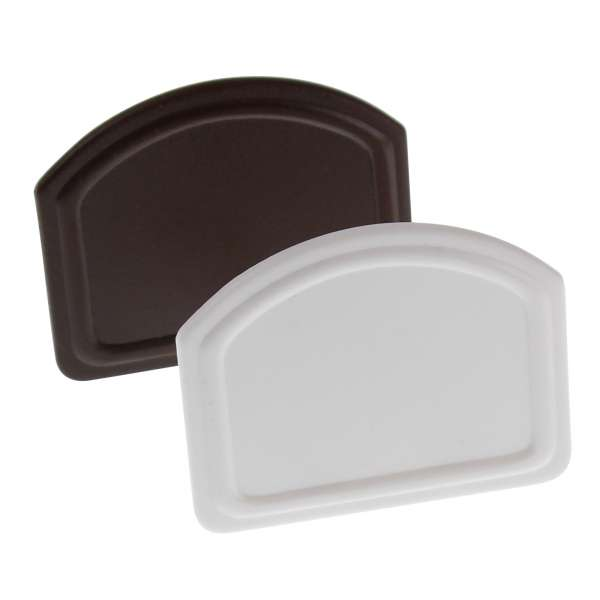 Sunwood Snap-Tight 25GB Glazing Bar End Cap