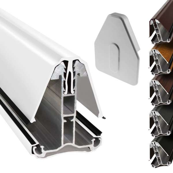 Molan Heavy Duty Self-Supporting Main Intermediate Glazing Roof