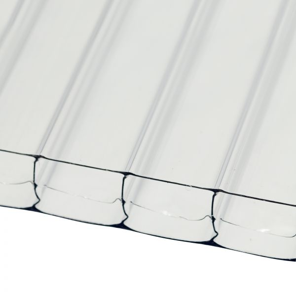 10mm Clear Multiwall Polycarbonate Sheets