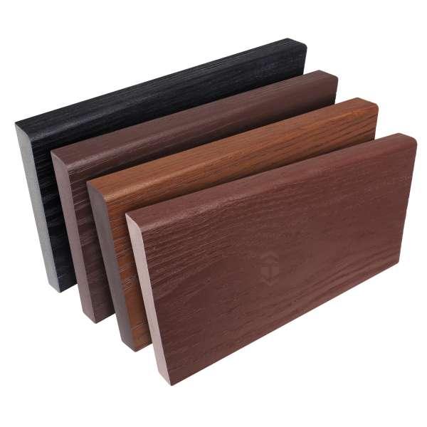 "5"" (125mm) Wide Mock Tudor Board Replica Wood External UPVC Polyeurathane Plank"