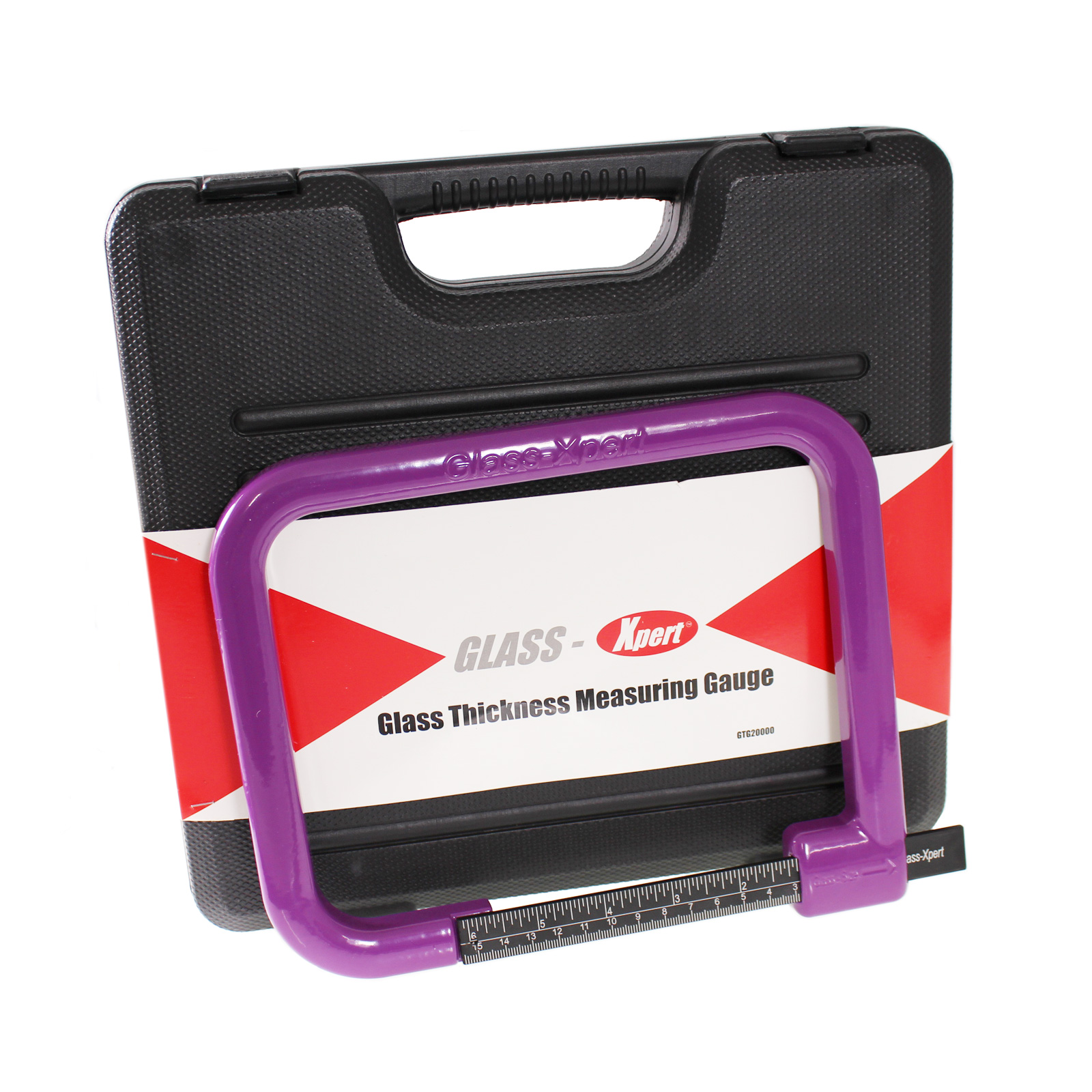 Complete Glaziers Tool Kit Truly Pvc