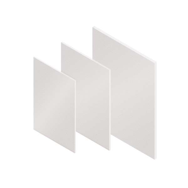 Patterned Axgard Solid Polycarbonate Sheet