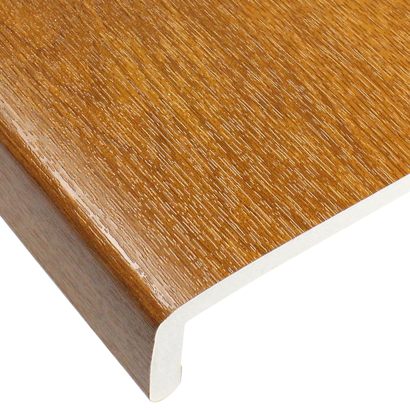 Window Board Cill Capping Cover 2 5m 225mm Golden Oak