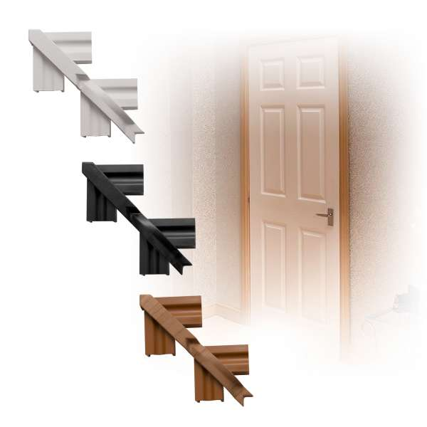 Internal Corner Joints and Cover Trims for Torus Ogee Door Architrave