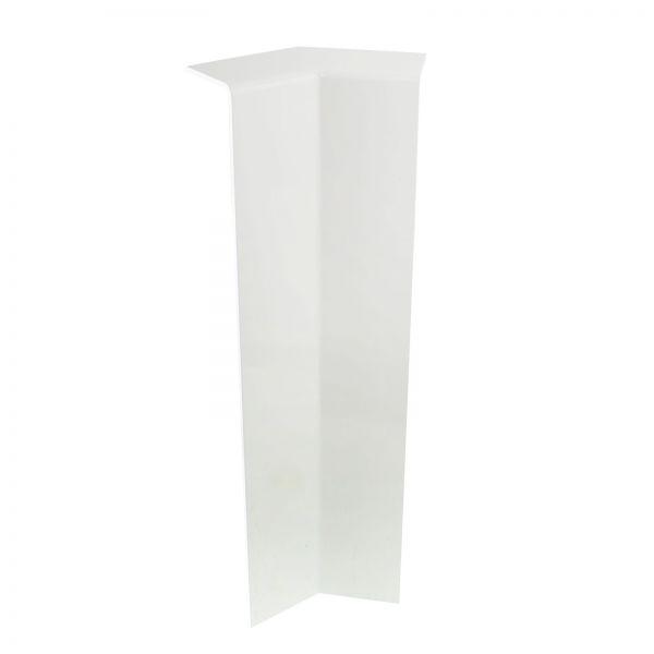 Fascia Board 135° Internal Corner Trim