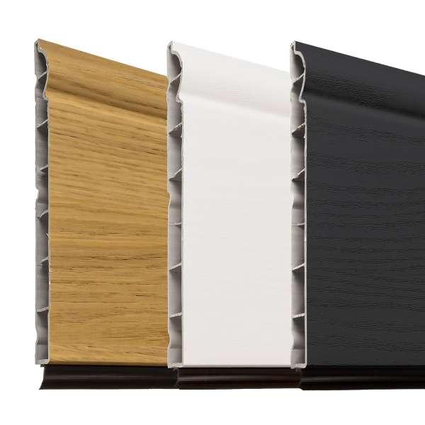 "150mm 6"" Torus Ogee Plastic Skirting Board from Roomline"