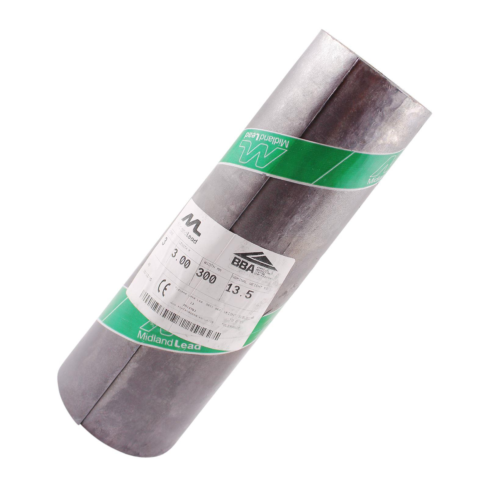 300mm 12 Quot Lead Flashing Roll Code 3 Truly Pvc