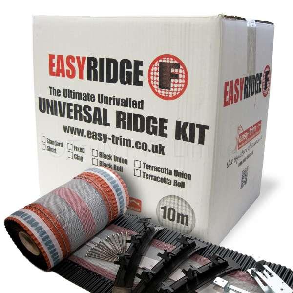 10m EasyRidge F Dry Fix Ridge Kit