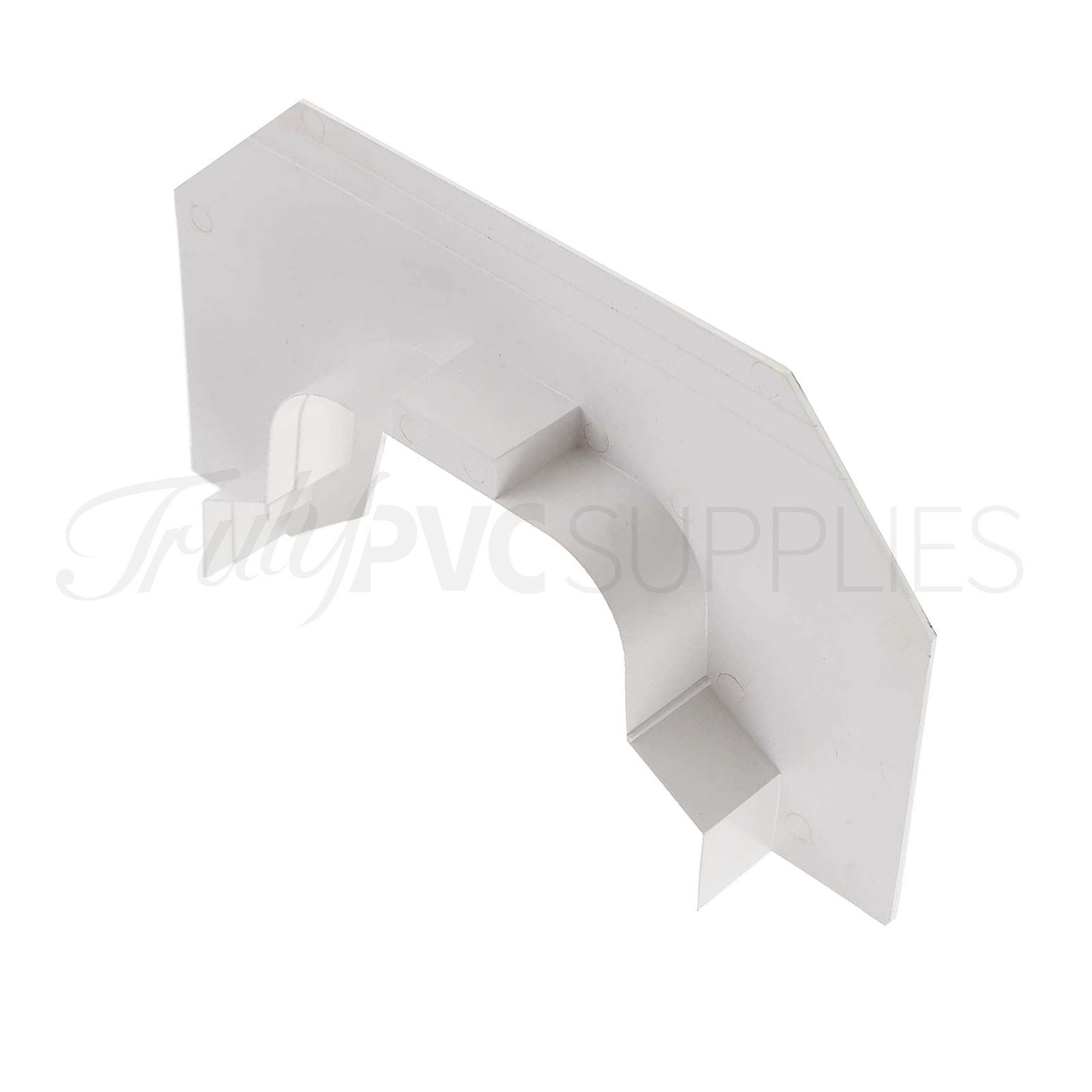 Ultraframe Kft001 Classic Ridge Flashing Trim Truly Pvc