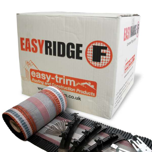 6m EasyRidge F Dry Fix Ridge Kit