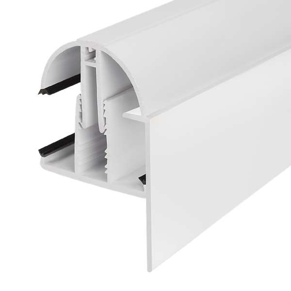 SNAPA Snap-Fix Gable Bar (White)